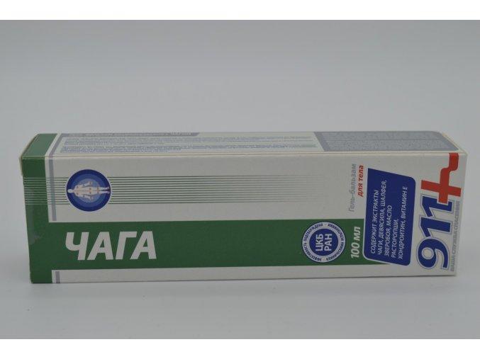 ČAGA - krém-balzám na klouby 100ml