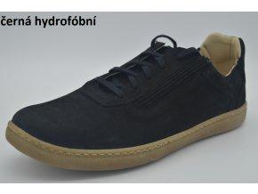 černá hydrofobní