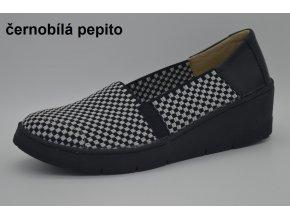 černobílé pepito