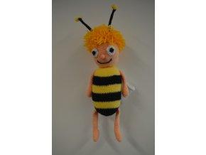 Háčkovaná hračka VČELKA 1
