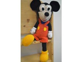 Háčkovaná hračka MIKY