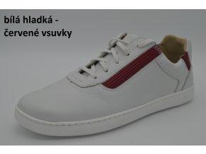 bílá červená