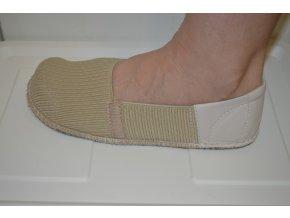 Boty Hanák obuv na spaní standardní šířka chodidla - SKLADEM **