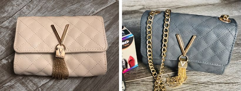 Přebarvení kabelky na novou barvu