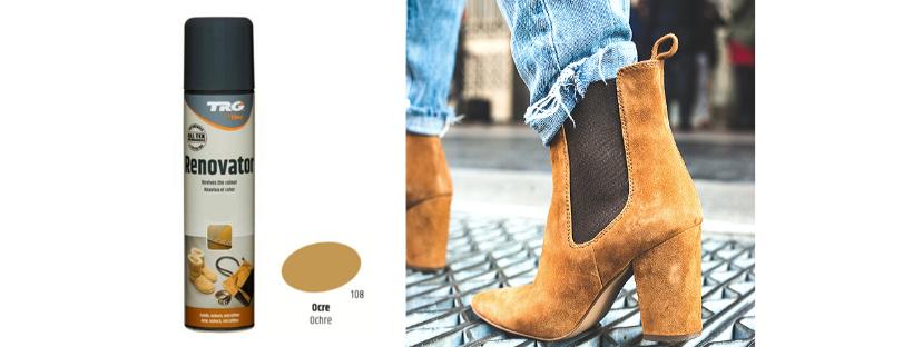 I semišové boty mohou být krásné dlouhou dobu