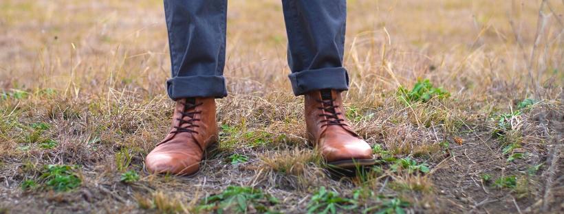"""Vaše otázky: """"Jak se mám správně starat o namáhané kožené boty?"""""""
