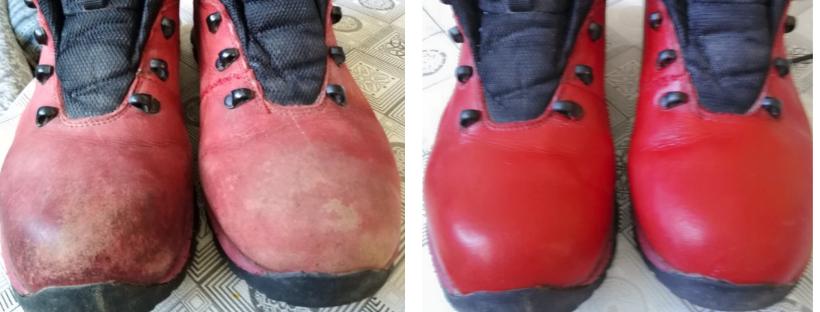Zničené oblíbené zimní boty?