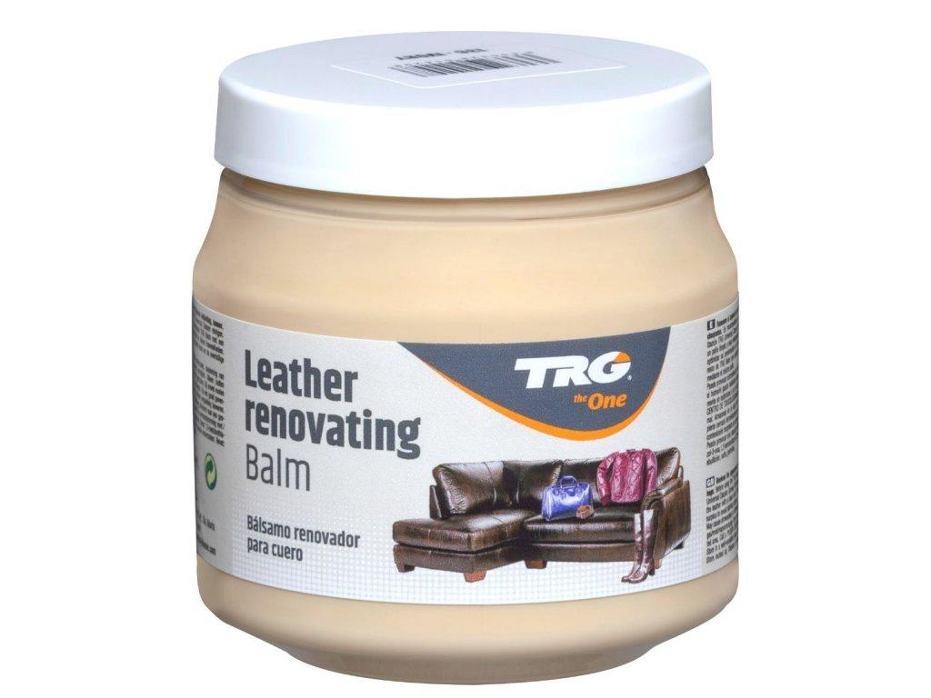 Béžový Krém na kožené sedačky Leather Renovating Balm TRG Beige 136 bezovy krem na kozene sedacky trg the one