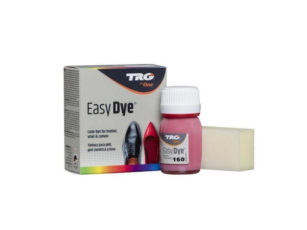 Růžová Barva na kůži Easy Dye TRG Pink 160 ruzova barva na boty obuvnicka barvy easydye trg the one botyjakonove