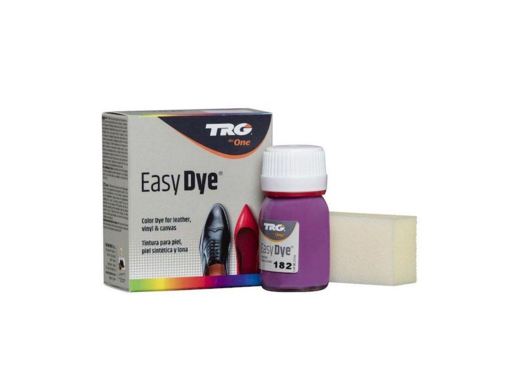 Fialová Barva na kůži Easy Dye TRG Deep Purple 182 fialova barva na boty easydye trg the one boty jako nove fialove barvy na boty renovace barveni bot na fialovo