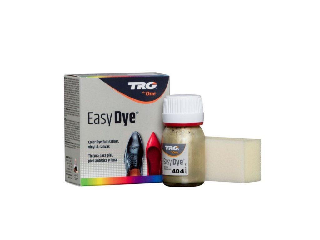 Platinová Barva na kůži Easy Dye TRG Platinum 404 platinova barva na boty easydye trg the one botyjakonove