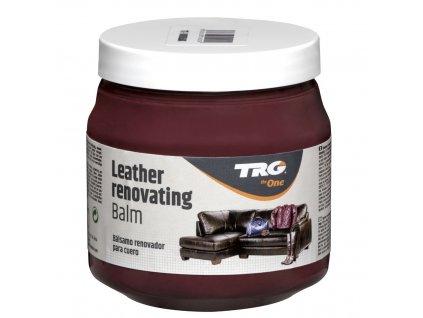 Vínový Krém na kožené sedačky Leather Renovating Balm TRG Bordeaux 111 vinovy krem na kozene sedacky