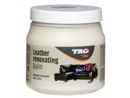 Bezbarvý Krém na kožené sedačky Leather Renovating Balm TRG Neutral 100