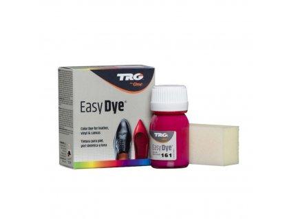 Růžová Barva na kůži Easy Dye TRG Magenta 161 ruzova barva na boty obuvnicka barva