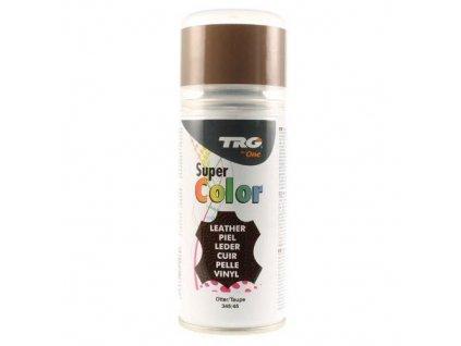 Hnědá Barva na kůži ve spreji Super Color TRG Otter 345