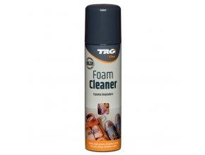 Pěnový Čistič kůže, koženky, semiše, nubuku a Gore Texu Foam Cleaner TRG cistic na semis botyjakonove
