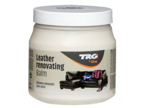 Bezbarvý Krém na kožené sedačky Leather Renovating Balm TRG Neutral 100