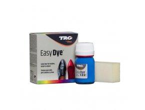 Modrá Barva na kůži Easy Dye TRG Daphne 122 barva na boty