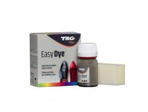 Šedá Barva na kůži Easy Dye TRG Otter 141 sedo hneda barva na boty