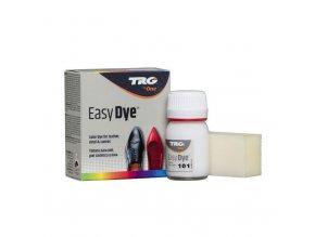 Bílá Barva na kůži Easy Dye TRG White 101 bila barva na boty trg the one easydye boty jako nove