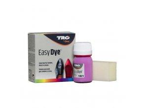 Růžová Barva na kůži Easy Dye TRG Cerise 181 ruzova barva na boty obuvnicka barvy trg the one barveni bot