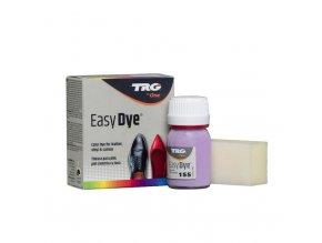Fialová Barva na kůži Easy Dye TRG Lilac 155 fialova barva na boty lila trg the one easydye barveni bot na fialovo fialove barvy na kozene boty