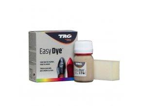 Béžová Barva na kůži Easy Dye TRG Pine 176 bezova obuvnicka barva na kozene boty