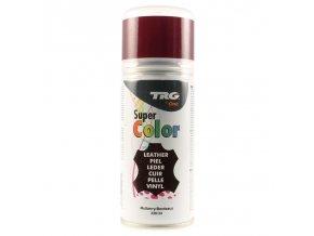 Vínová Barva na kůži ve spreji Super Color TRG Mulberry 336 vinovy sprej na boty
