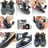 Navod Barva na tenisky Barva na boty Easy Dye TRG the One Jak nabarvit tenisky Barvení tenisek EasyDye Navy Blue 117