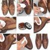 Oprava kožených bot Návod k použití Krému na boty Shoe cream trg