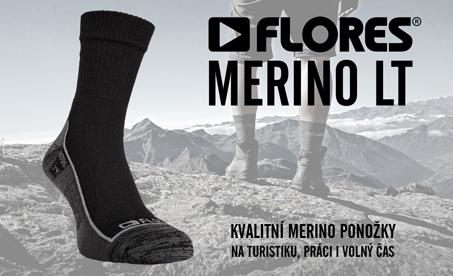 FLORES Merino LT