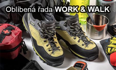 Kolekce WORK & WALK