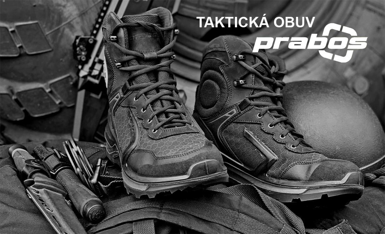 Taktická obuv PRABOS