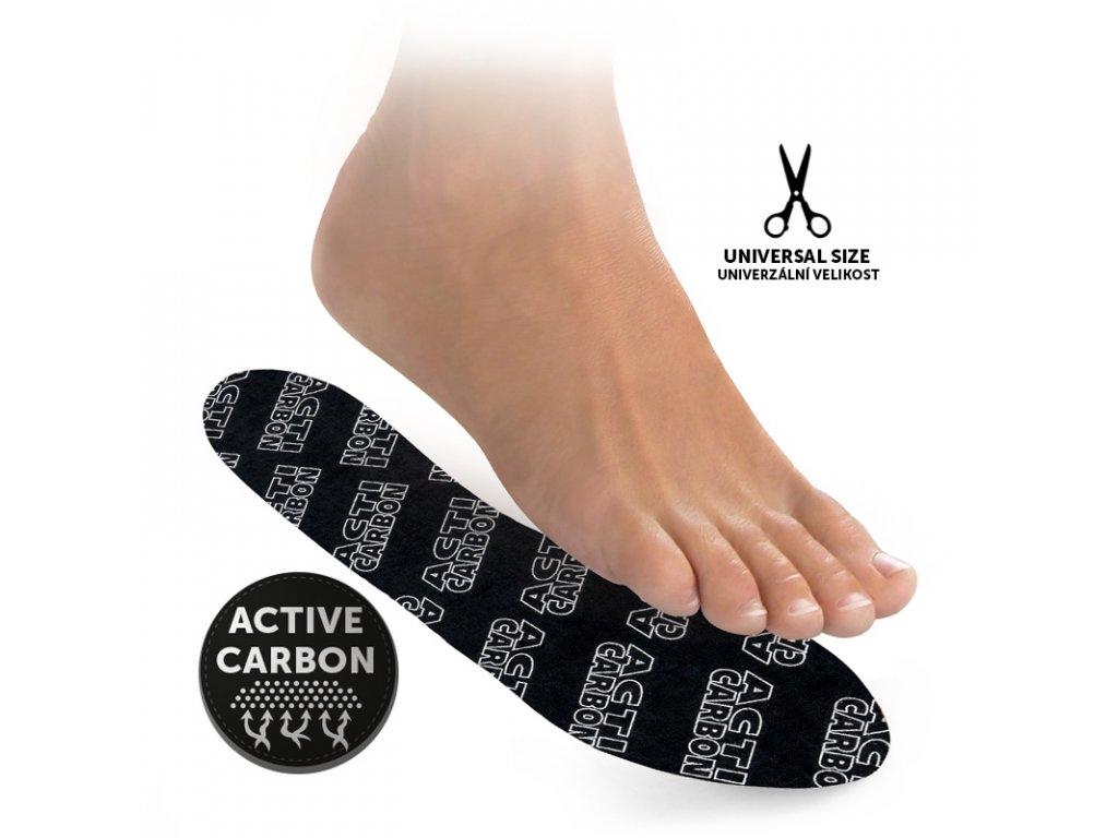Vložky SVORTO Carbone Uni