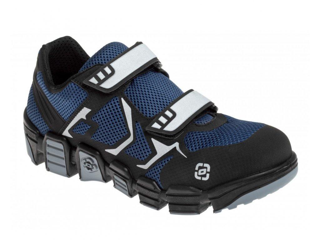 Pracovní obuv PRABOS Boiga O1 S64678 modrá