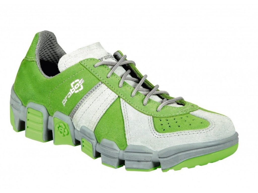 Pracovní obuv PRABOS Eryx O1 S70910 zelená