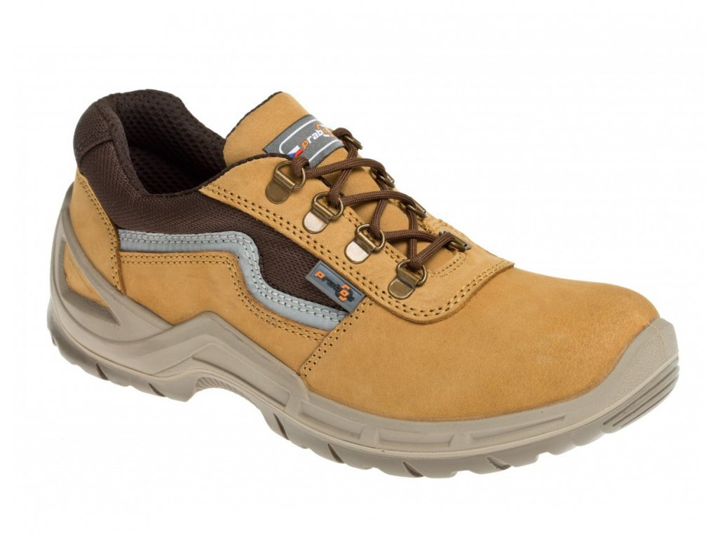 Pracovní obuv PRABOS Farm Mars O2 S30174 písková