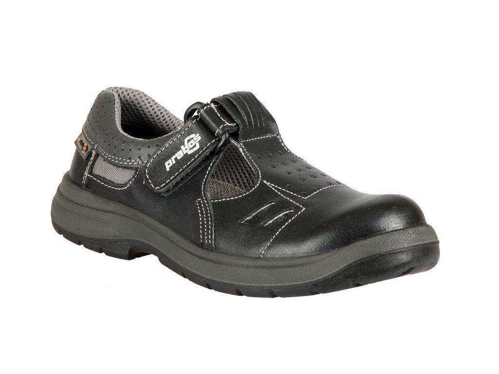 Bezpečnostní sandál PRABOS Richard S1P S21533