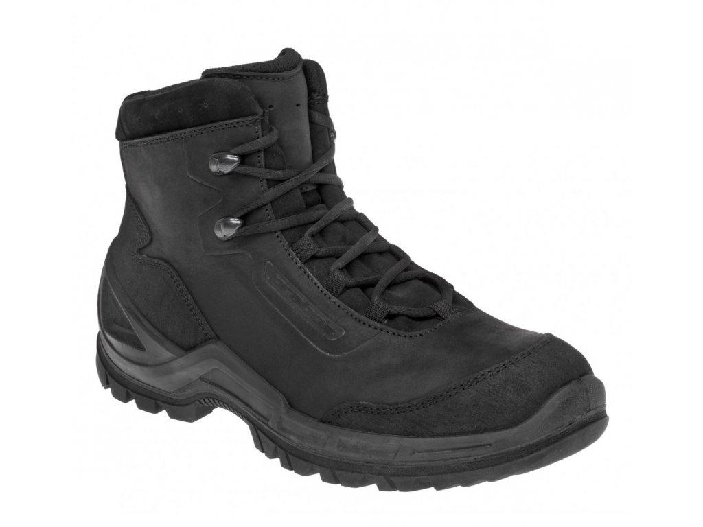 Obuv PRABOS Vagabund Ankle midnight black S80657