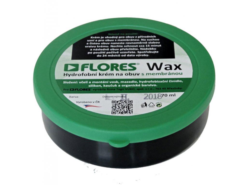 Impregnace FLORES Wax 70 - bezbarvý