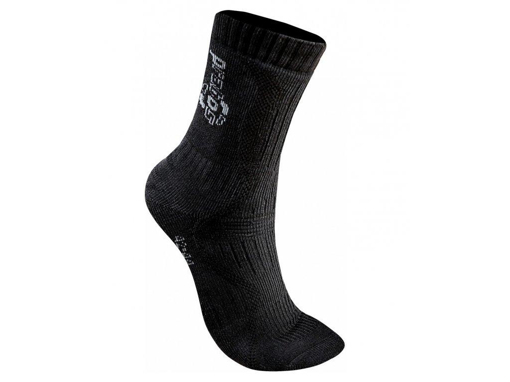 Ponožky PRABOS Air-tec - černá