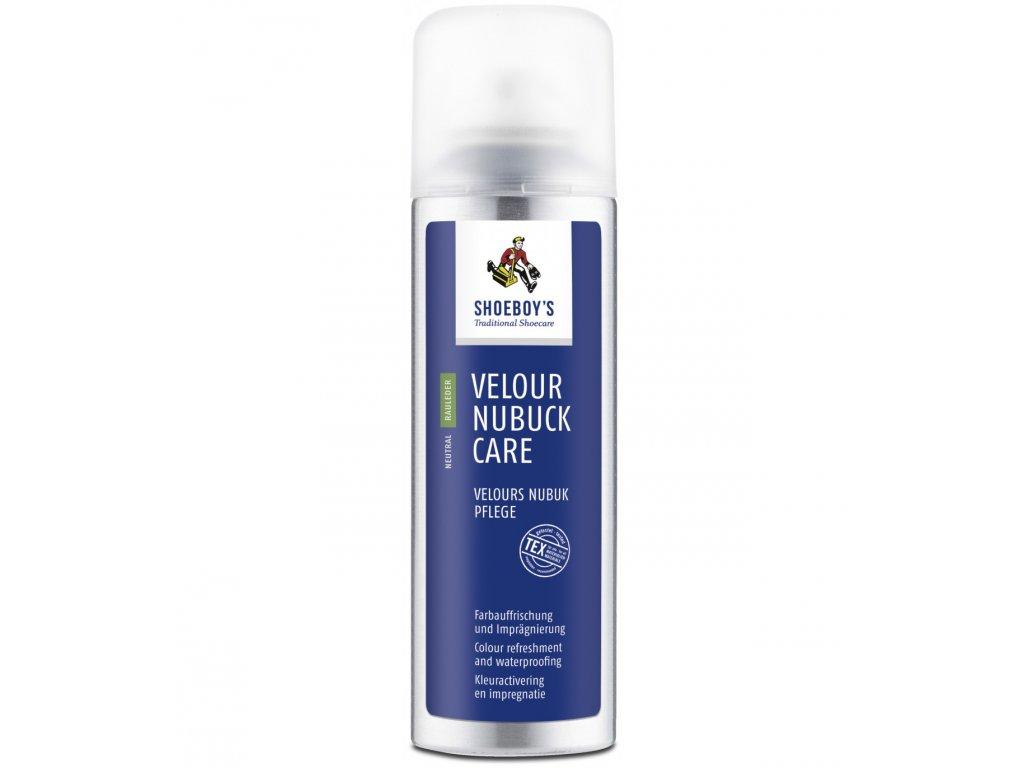 Impregnace SHOEBOY'S Velour Nubuck Care 200 ml