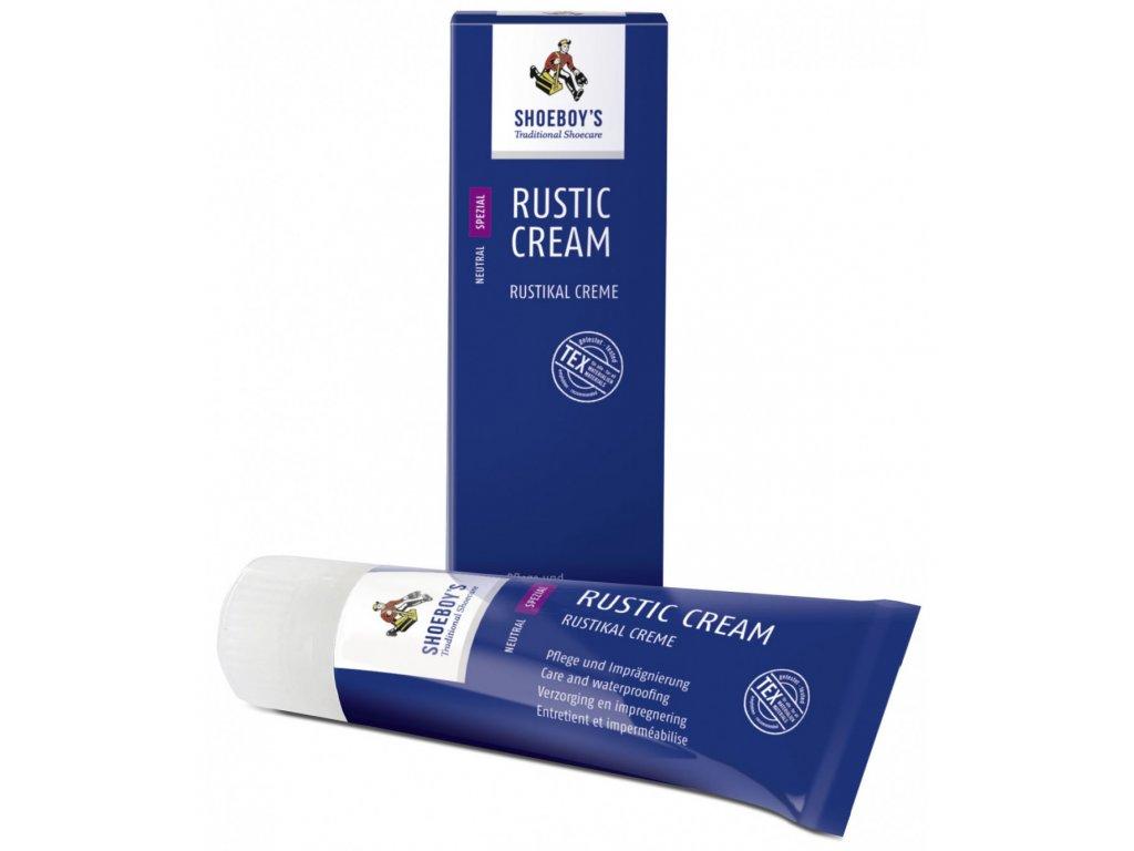 Impregnace SHOEBOY'S Rustic Cream 75 ml
