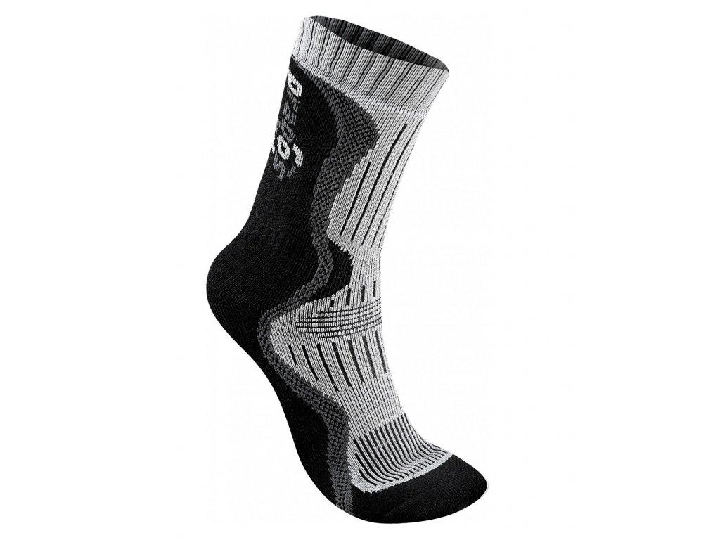 Ponožky PRABOS Air-tec - šedá