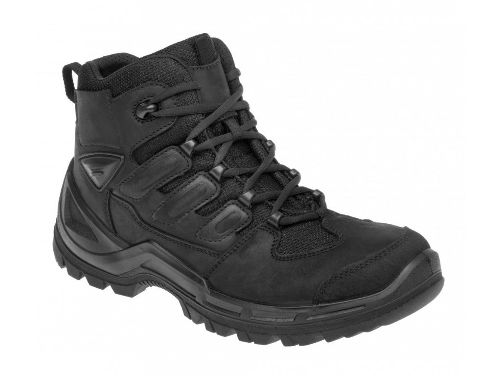 Obuv PRABOS Beast Ankle GTX midnight black S60834