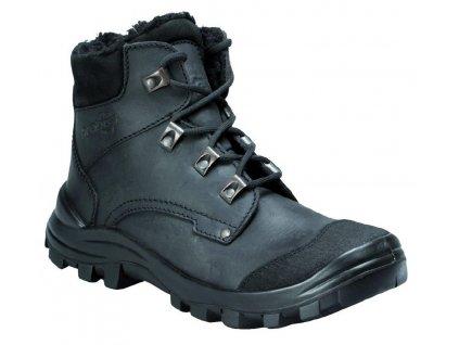 Pracovní obuv PRABOS Farm B Winter Black O1 S14881