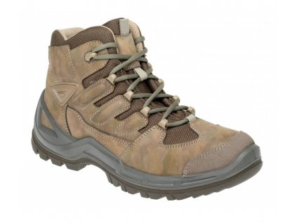 Obuv PRABOS Beast Ankle field camouflage S16834
