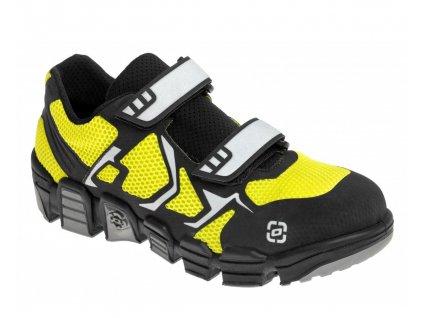 Pracovní obuv PRABOS Boiga O1 S64678 žlutá