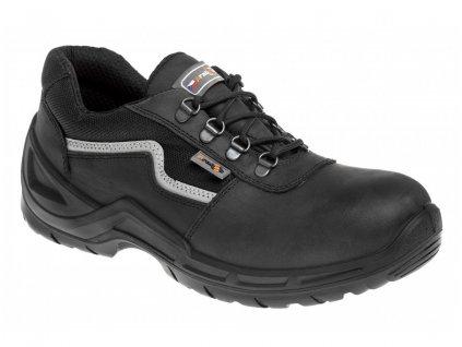 Pracovní obuv PRABOS Farm Mars O2 S30174 černá
