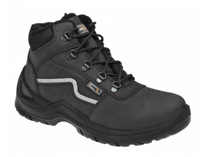 Pracovní obuv PRABOS Farm Mars O2 Winter S40022 černá